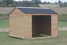 Stables and Field Shelters