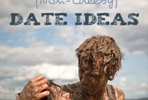 Date Ideas / by Kristina Jackson