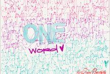 OLW / One Little Word 2014  : Create / by Angie Shepherd