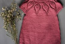 Knit wear