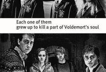 Mr Potter (Harry), Miss Granger (Hermione) & Mr Weasley (Ron) / Everything Harry Potter...