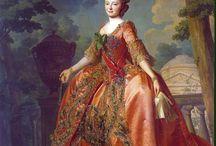 dějiny módy 18. století