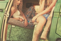 Hippie Style / by Whitney Colm