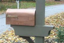 Mailbox makeover!