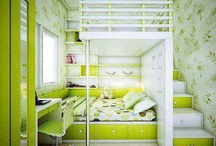 Awesome bedrooms  / Cool bedrooms  / by Annika Drew