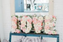 Bridal Showers & Bachelorette Parties Inspiration / Party prep ideas and so much more for showering the bride-to-be!
