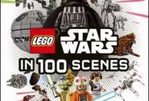 New LEGO Book upcoming-LEGO® Star Wars in 100 Scenes