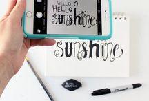 Silhouette Tutes and Ideas