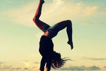 yoga / by Nicole Hragyil