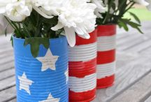4th of July/Patriotic / by Trish Carrier