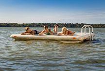 Wave Armor Swim Raft