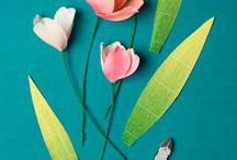 blomster og sånt