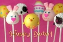 Thank you Easter Bunny! / by Stephanie Murray Dunaway