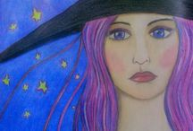 My art / by Susanne Mackenzie