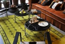 afro chic interiors / by Ziyanda Tutu