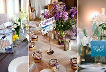 wedding name table
