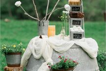 Décor & Design / Crafting your perfect wedding aesthetic.