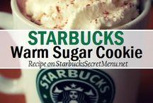 Starbucks...my weakness...☕️ / Drinks to try