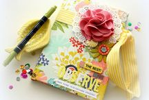 journal covers / by jesma archibald   (nutmegs)