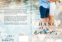 Change of Heart (Second Chances 1) / http://amzn.to/2aMustY