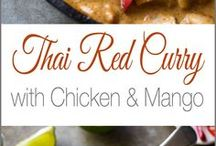 Thai,Curry,Chinesisch