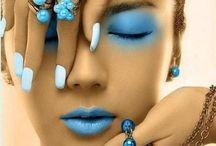 Makeup art /Bodyart