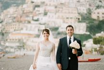 Wedding in Amalfi inspiration