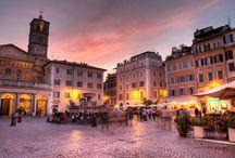 rome, Italy autumn 2014
