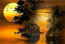 пейзажи/ τοπίο/ the nature.