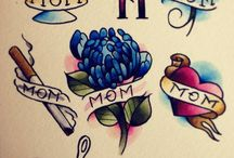 Mom Tattoo IDEAS