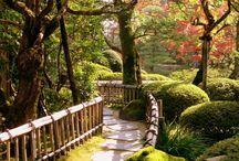 Garden / Gardens idea Idées pour le jardin (jardin japonais)