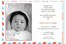 Adoption announcement / Aankondiging
