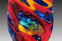 Cool glass art