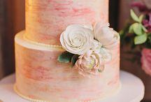 Pink Weddings / Pink themed wedding inspiration