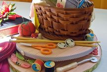 Cakes: Handcrafts and Hobbies