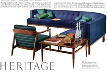 VINTAGE FURNITURE ADS / by Ody Rivas