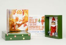 Elf ideas / Ideas on where to hide your elf / by Randi Van Doren