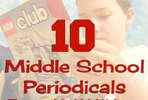 Homeschool | Middle School