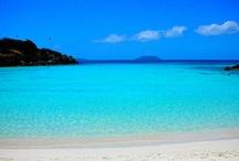 Beach Sand Sun Paradise / My spirit is solar driven. / by MaryAnne Lemons
