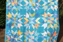 Quilts by others / Other peoples beautiful creations / by Michelle Brewster
