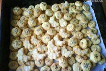 slané keksíky