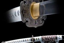 YariNoHanzo Katana / YariNoHanzo Katana swords. Katana swords inspired by Japanese samurai clans and by the famous japanese samurai warlords and generals like Minamoto, Oda Nobunaga, Kamei, Mitsuhide Akechi, Kimura Shigenari, Ishikawa etc.