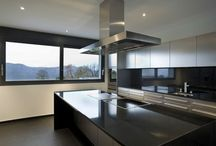 Modern Gray Kitchens