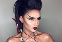 SIT makeup costume