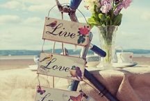 Live, Laugh, Love / by Barbara Hewson