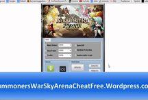 Summoners War Sky Arena Hack / Summoners War Sky Arena Triche est un appareil qui a été fait pour tous les Android et iOS engins. Ce système de truc vous permet d'inclure des cristaux illimitées, Mana Pierres et facteurs de gloire!