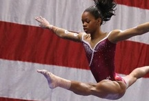 Gabby Douglas / My Idol i wish and always will hope to meet her!!!!!! / by Janelle Wiggins