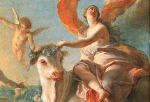 Greek Mythology / by B Mac