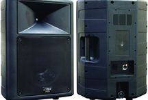 Musical Instruments - Monitors, Speakers & Subwoofers / by Heather Cobb