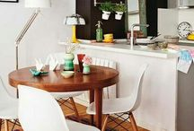 Kitchen and dining / by Stephanie Scheirer